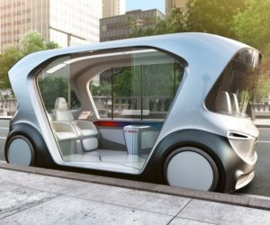 Bosch predstavuje už dnes mobilitu zajtrajška
