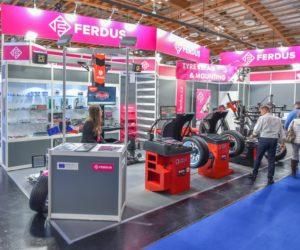 Ferdus vystavoval na veľtrhu AutoZum