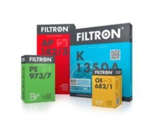 Novinky značky Filtron v mesiaci september 2019