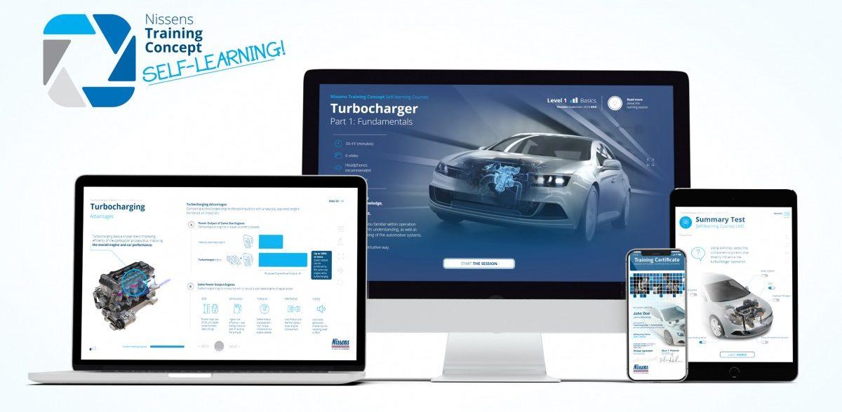 Spoločnosť Nissens Automotive rozširuje koncept školenia