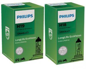 Nová kvalita halogénových žiaroviek značky Philips H19 a H18