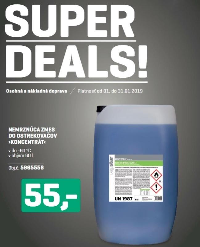 TROST: Super deals 01/2019