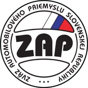Zväz automobilového priemyslu SR logo