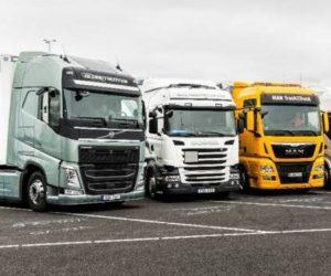 Výrobcovia nákladných vozidiel reagujú na konečné riešenie emisií CO2 pre ťažké nákladné vozidlá
