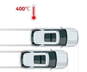 Dobré výsledky brzdových doštičiek Delphi Technologies v testoch vykonaných na automobiloch vyššej triedy