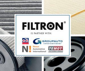 Filtron sa pripojil k medzinárodným nákupným skupinám