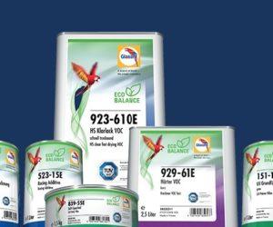 Glasurit ECO Balance: Nový produktový rad s ekologickou pridanou hodnotou