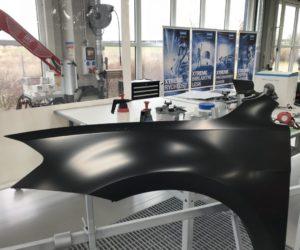 Firma Servind prezentovala rýchly lakovací systém Xtreme