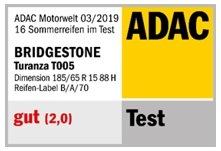 test ADAC
