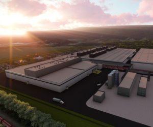 Stavba továrne Nokian Tyres v Amerike významne pokročila