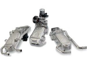 Tri nové AGR chladiče Pierburg pre 8 miliónov vozidiel u KS Motor