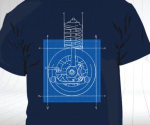 INTER CARS znova prichádza s kolekciou originálnych tričiek