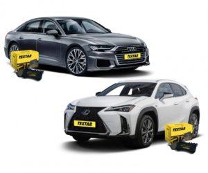 Novinky v sortimente Textar – brzdové doštičky pre Audi A6 a Lexus UX