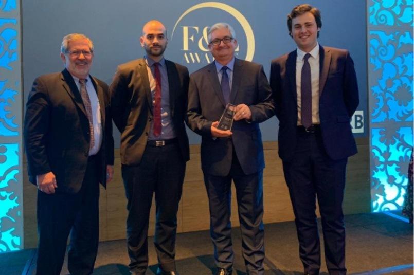 Spoločnosť Total Lubrifiants získala medzinárodné ocenenie za rad mazív Total Quartz EV Fluid