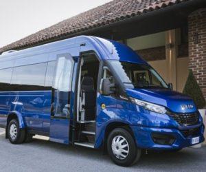Firma Iveco predstavila nový Daily minibus