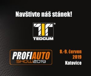 Firma TEDGUM pozýva na PROFI AUTO SHOW 2019