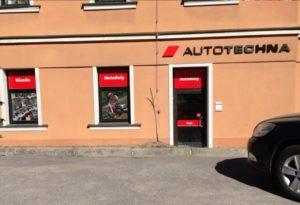 Predajňa Autotechna Bánská Štiavnica