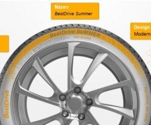 ContiTrade predstavuje novú značku pneumatik – BestDrive Summer