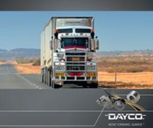 Dayco rozširuje portfólio produktov pre ťažké vozidlá