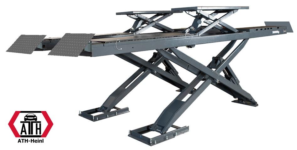 Nožnicový plošinový zdvihák ATH-Cross Lift 50