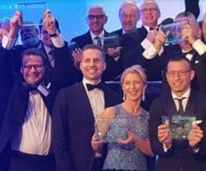 Valeo získalo ocenenie dodávateľa roku v segmentu užitkových vozidel