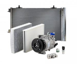 Delphi Technologies pridala viac ako 900 nových použitie pre rozšírený sortiment klimatizácií