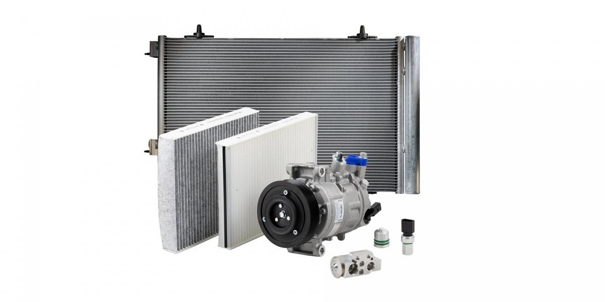 Delphi Technologies rozšírila ponuku klimatizácií