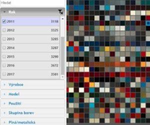 Nový nástroj pre identifikáciu farby vozidlá Paint It od Nexa Color