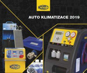 Nový katalóg klimatizácie Magneti Marelli 2019
