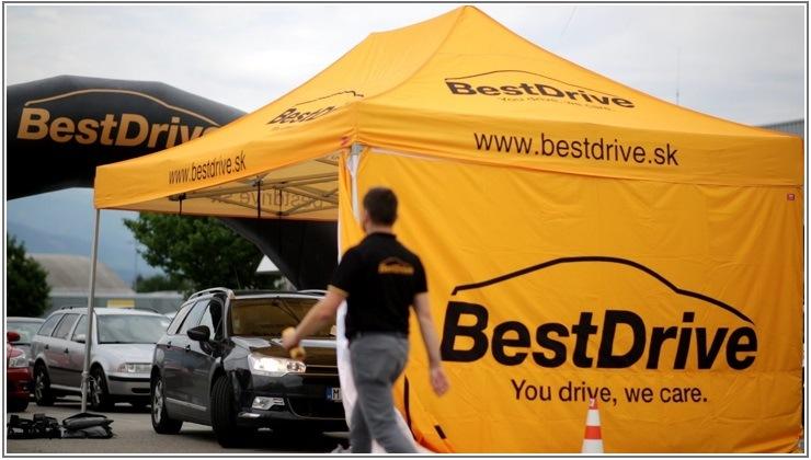 Roadshow 2019 spoločnosti BestDrive