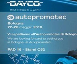 Dayco prezentuje na Autopromotec 2019