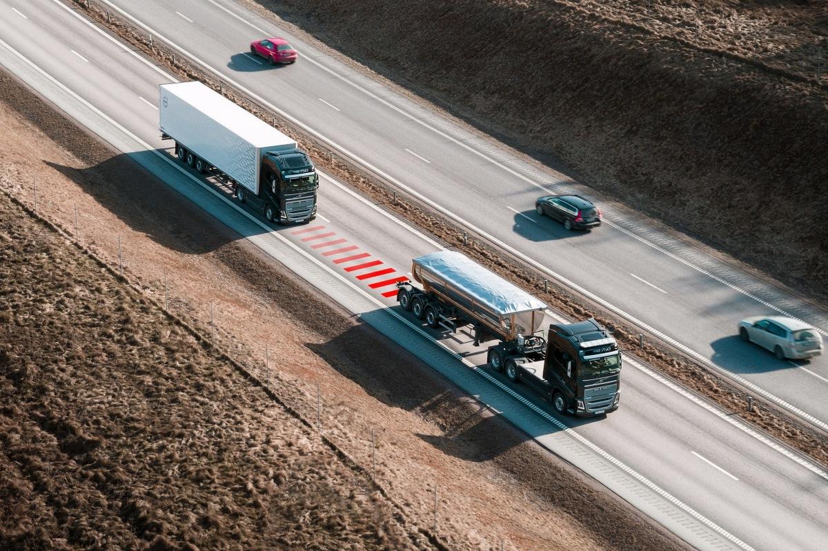 Nové riešenie bezpečnosti od Volvo Trucks
