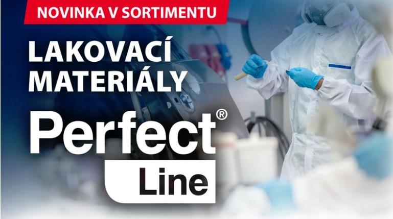 Nový sortiment Perfect Line v Elitu