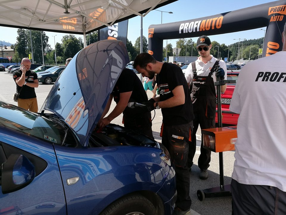 Námestovo privíta bezplatné kontroly vozidiel PitStop