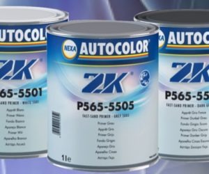 Nový 2K Fast-Build s plniacim systémom Nexa Autocolor