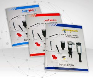 Japanparts Group rozširuje ponuku produktov