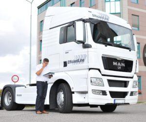 Proces prípravy vodičov kamiónovej dopravy
