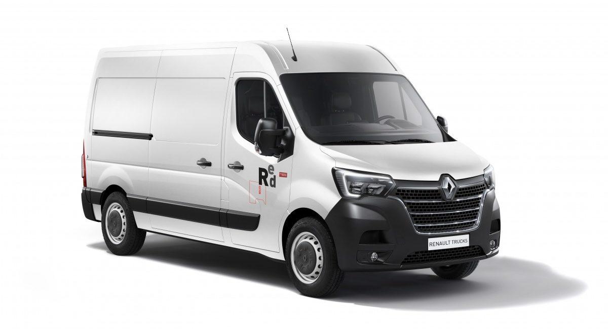 Nový Master Renault Trucks