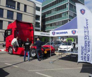 Scania podporuje talentovaných automechanikov v Českej republike i na Slovensku