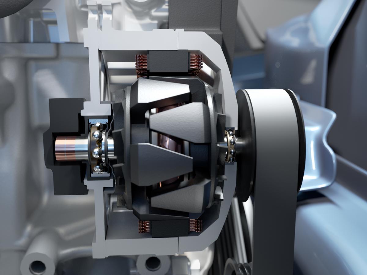 Spoločnosť SKF predstavila pokročilú technológiu v oblasti ložísk pre elektrické vozidlá
