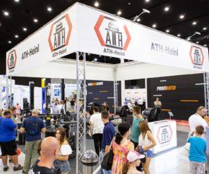 Stánky ATH-Heinl boli počas ProfiAuto Show 2019 v obležení návštevníkov