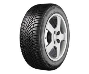 Bridgestone Firestone predstavuje druhú generáciu celoročné cestovné pneumatiky Multiseason