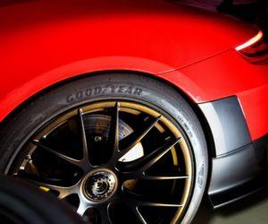 Goodyear Eagle F1 SuperSport RS: pneumatiky na zákazku pre Porsche 911 GT2 RS a GT3 RS