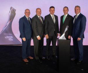 Firma Mann+Hummel bola uznaná General Motors ako dodávateľ roka 2018