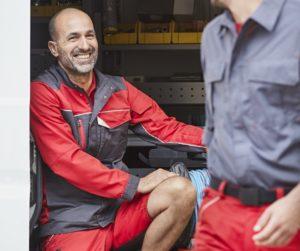 Pracovné oblečenie od Mewy zaisťuje voľnosť a pohodlie aj v lete pri vyšších teplotách