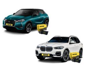 Textar brzdové doštičky novo pre vozy DS DS3 a BMW X5