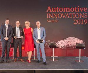 Spoločnosť Hella získala cenu Automotive Innovations Award