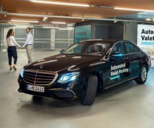 Bosch a Daimler získali povolenie na parkovanie bez vodiča a bez ľudského dozoru