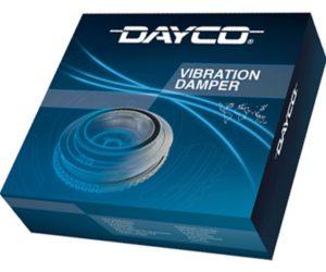 Dayco: tlmič vibrácií kľukové hriadele