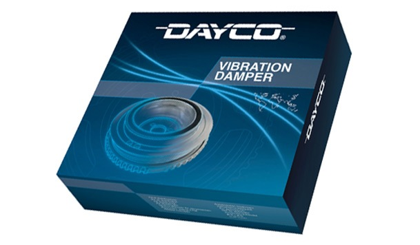 Dayco: tlmič vibrácií remenice
